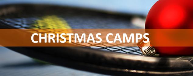 CHRISTMAS CAMP BANNER